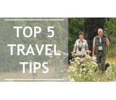 Our Top 5 Travel Kit Tips
