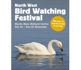 Visit us at the North West Bird Watching Festival