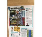 Land Rover Owner reviews our Woodlark Jacket