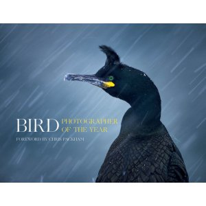Bird Photographer of the Year Book - Signed by Chris Packham