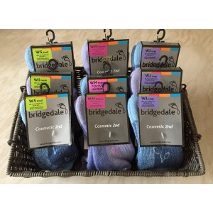 Bridgedale MerinoFusion Trekker Womens Socks