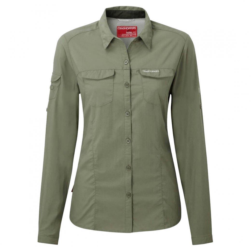 Craghoppers Nosilife Womens Shirt