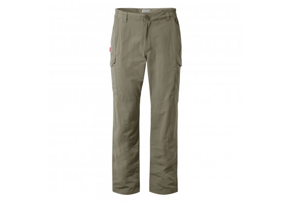 Craghoppers NosiLife Cargo Trousers Pebble