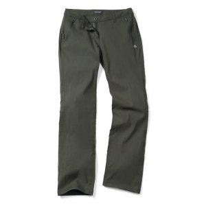 Craghoppers Womens Kiwi Pro Stretch Trousers Khaki