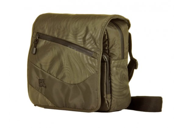 Healthy Back Bag Great Outdoors Messenger