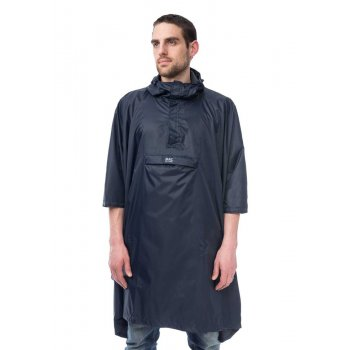 Mac in a Sac Unisex Poncho Navy