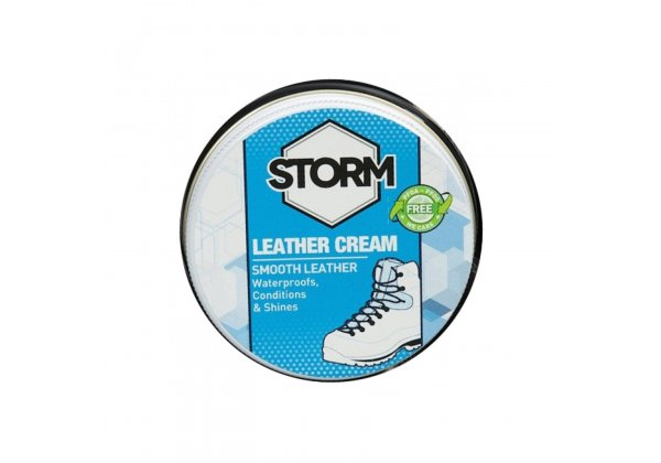 Storm Leather Footwear Cream