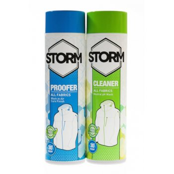 Storm Cleaner and Waterproofer 300ml