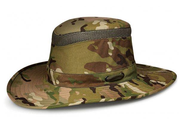 Tilley LTM6 Airflo Hat Camo