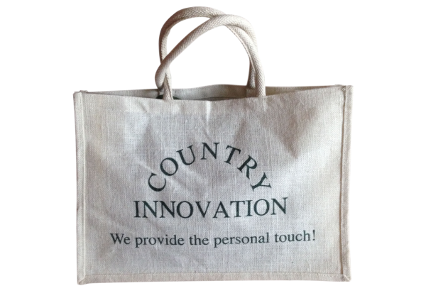 Country Innovation Jute Bag