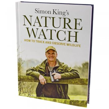 Nature Watch: How To Track and Observe Wildlife Book - Signed by Simon King