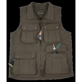 Venture Waistcoat Green